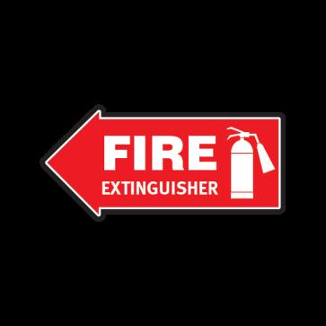 Fire Alarm Emergencies Signs Fire Extinguisher 11156