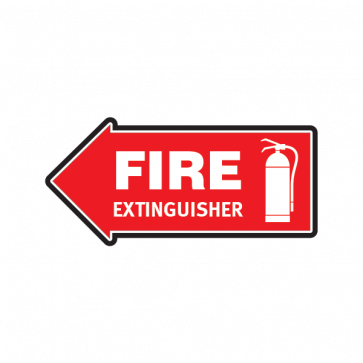 Fire Alarm Emergencies Signs Fire Extinguisher 11157