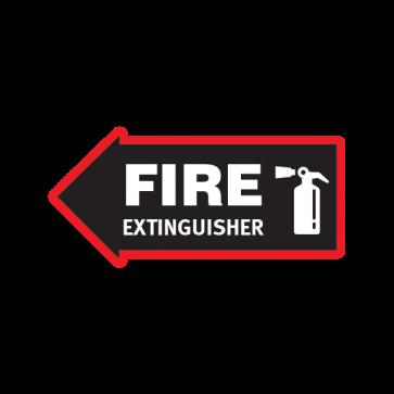 Fire Alarm Emergencies Signs Fire Extinguisher 11158