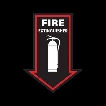 Fire Alarm Emergencies Signs Fire Extinguisher 11160