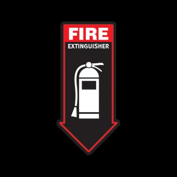 Fire Alarm Emergencies Signs Fire Extinguisher 11161