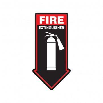 Fire Alarm Emergencies Signs Fire Extinguisher 11162
