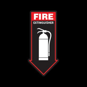 Fire Alarm Emergencies Signs Fire Extinguisher 11163