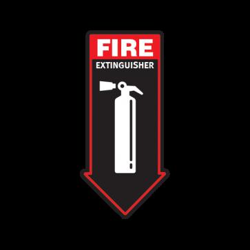 Fire Alarm Emergencies Signs Fire Extinguisher 11164