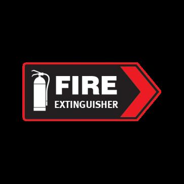 Fire Alarm Emergencies Signs Fire Extinguisher 11165