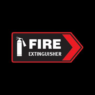 Fire Alarm Emergencies Signs Fire Extinguisher 11167