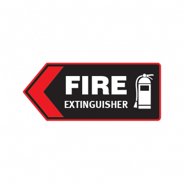 Fire Alarm Emergencies Signs Fire Extinguisher 11169