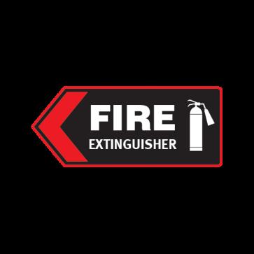 Fire Alarm Emergencies Signs Fire Extinguisher 11170