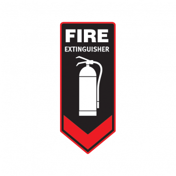 Fire Alarm Emergencies Signs Fire Extinguisher 11171