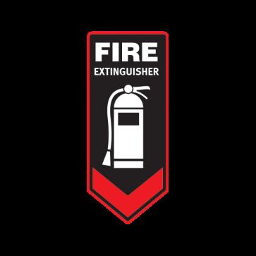 Fire Alarm Emergencies Signs Fire Extinguisher 11173