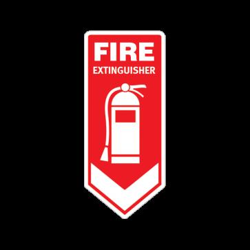 Fire Alarm Emergencies Signs Fire Extinguisher 11174