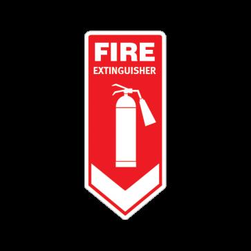 Fire Alarm Emergencies Signs Fire Extinguisher 11175