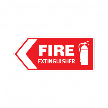 Fire Alarm Emergencies Signs Fire Extinguisher 11180