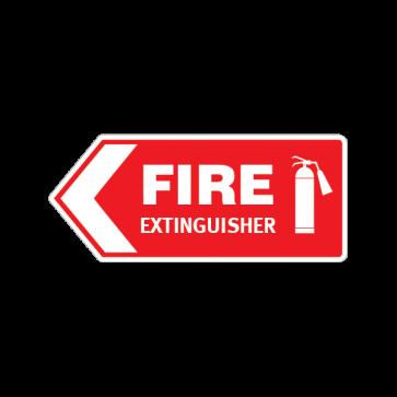 Fire Alarm Emergencies Signs Fire Extinguisher 11181