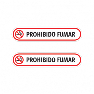Prohibido Fumar 12404