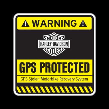 Gps Protected Prevention Sign Kawasaki 14073