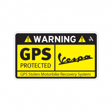Vespa Is Gps Protected 14092
