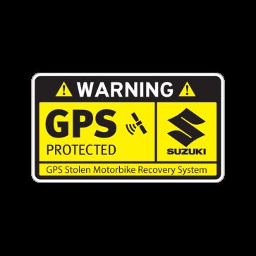 Suzuki Is Gps Protected 14093