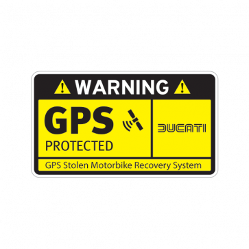 Ducati Is Gps Protected 14095