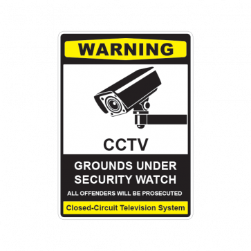 Cctv Grounds Under Security Watch 14125