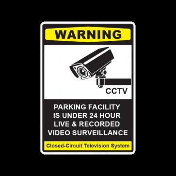 Cctv Parking Camera 14126