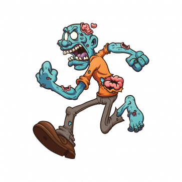 Running Zombie 14171