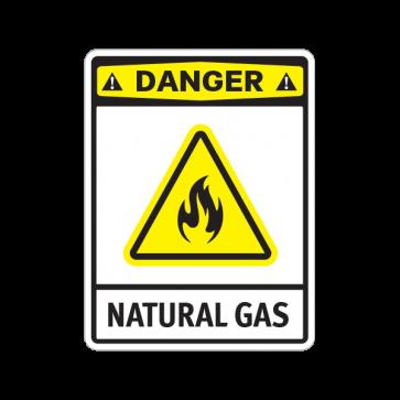 Danger Natural Gas 14227