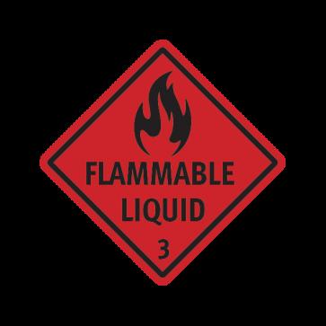 Flammable Liquid 14262