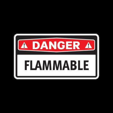 Danger Flammable 14294