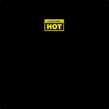 Caution Hot 28265