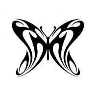 Butterfly Tribal 00624