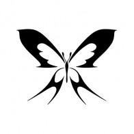 Butterfly Tribal 00635