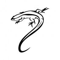 Lizard Figure 00790