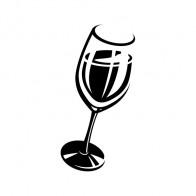 Glass Of Wine 00923