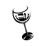 Glass Of Wine 00929