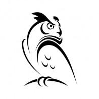 Owl Figure 00959