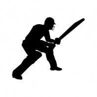 Cricket Player 00980
