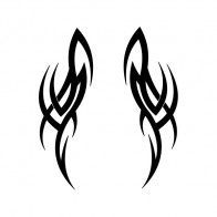 Tribal Racing Design 01011