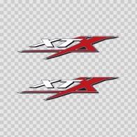 Yamaha Xtx Logo 01100