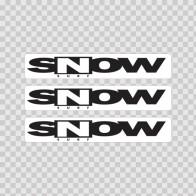 Snow Logo 01148