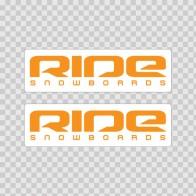 Ride Snowboards Logo 01151