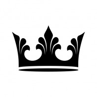 Royal Crown Chess Queen King Kingdom  01209