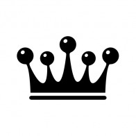 Royal Crown Chess Queen King Kingdom  01211