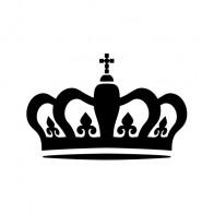 Royal Crown Chess Queen King Kingdom  01222