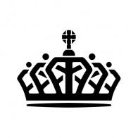 Royal Crown Chess Queen King Kingdom Bavaria 01223