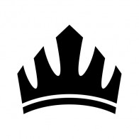 Royal Crown Chess Queen King Kingdom  01231