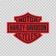 Harley Davidson Logo 01253