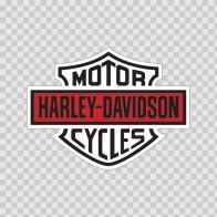 Harley Davidson Logo 01256