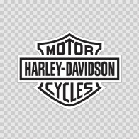 Harley Davidson Logo 01257