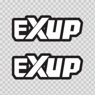Yamaha Exup Logo 01260